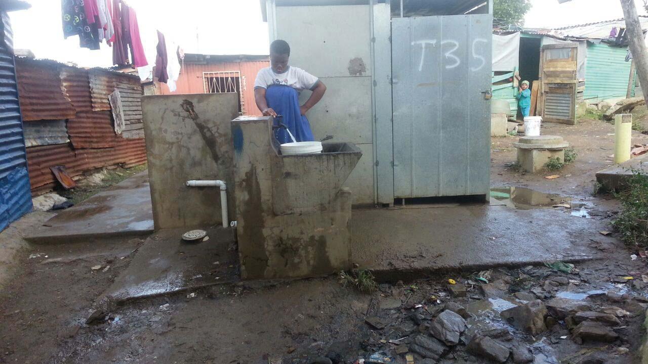 Duncan village's communal toilets pose dangers to health – Elitsha